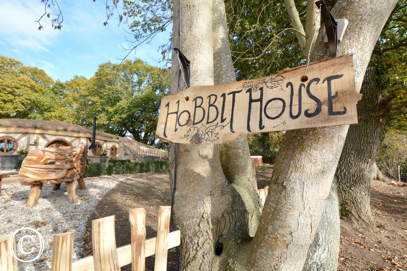 SX938 - Hobbit House Sign