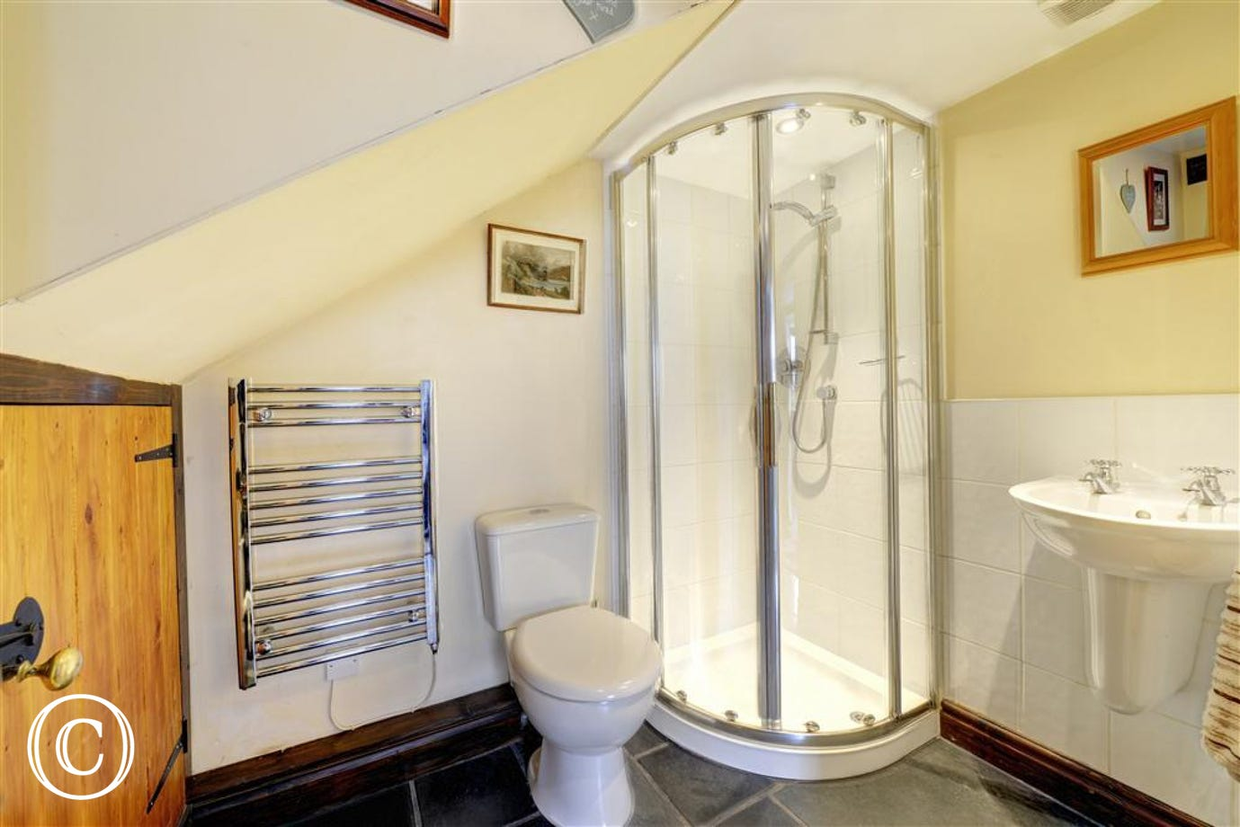 Shower Room - Ground Floor