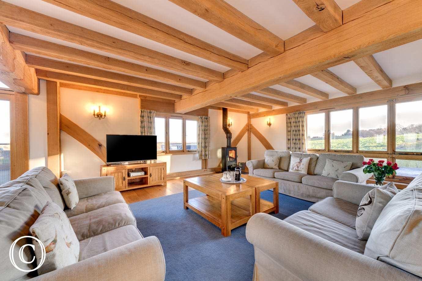 Churchlands Barn (TN608) | Kent and Sussex Cottages