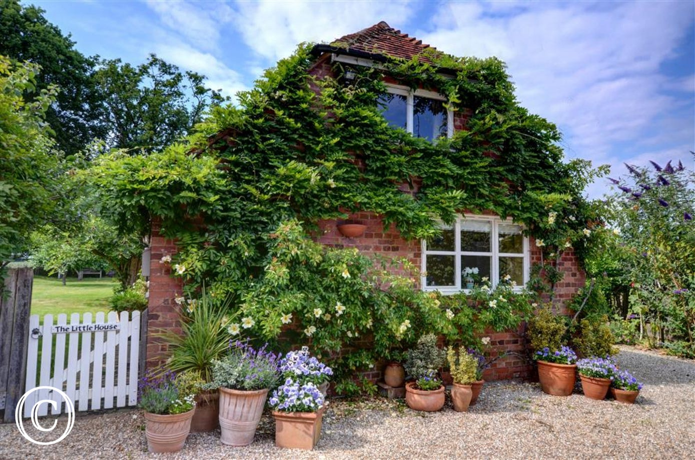 Charming and cosy property in Rolvenden