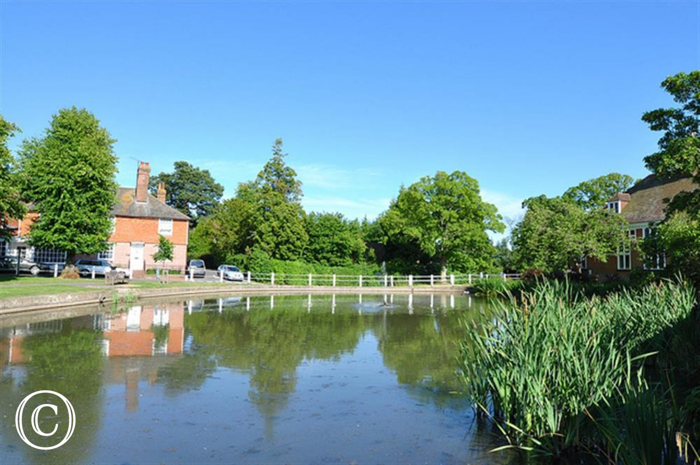 Goudhurst Village Pond