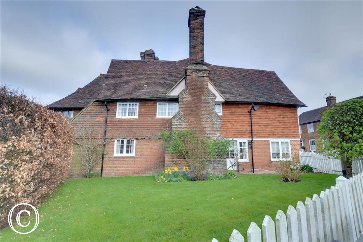 Old Cobblers Cottage At Kings Head House Cb641 Kent