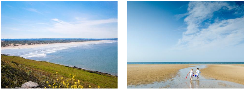 Saunton Sands|Holkham Beach