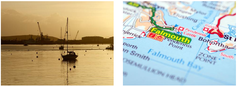 Falmouth Harbour - Cornwall|Plan your route to Falmouth