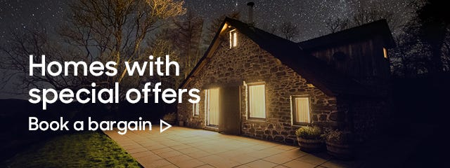 Homes with special offers