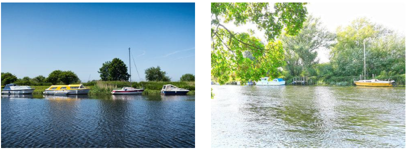 The Broads|Rivery Waveney