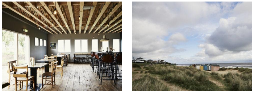 The Sail Loft Restaurant|Southwold Dunes