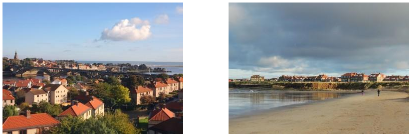 Berwick-upon-Tweed|Seahouses Beach