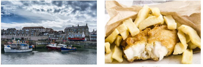 Seahouses Fish and Chip