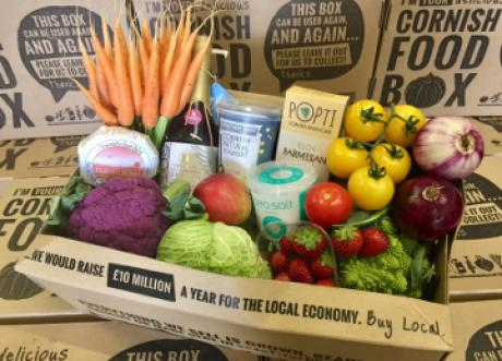 Cornish Food Box Company