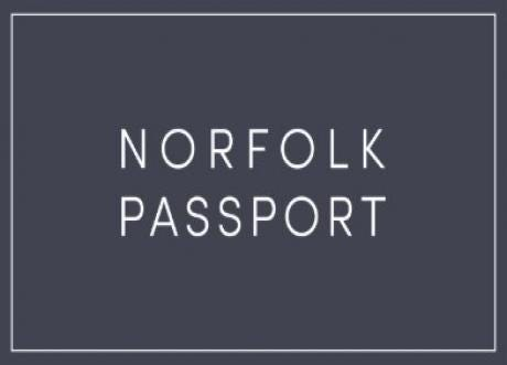 Norfolk Passport Logo