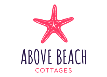 Above Beach Cottages Brand Logo