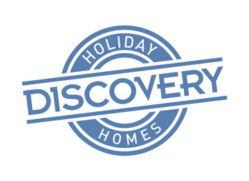 Discovery Holiday Homes brand logo