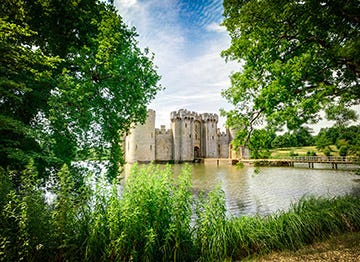 One of Kent's spectacular castles