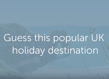 Guess this popular UK holiday destination