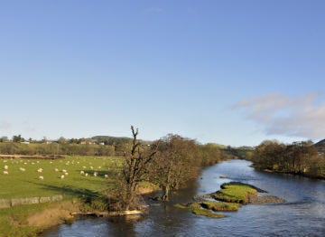River Dee at Corwen