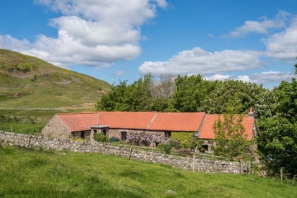Rural cottage in easy reach of Wooler amenities